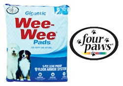 FourPaws WeeWee Pads